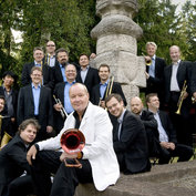Bohuslän Big Band with Nils Landgren - ©Harald Jonsson