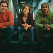 Nicolas Garnier, Céline Bonacina, Hary Ratsimbazafy - ©Sylvain Madelon