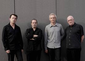 Franck Tortiller, Matthieu Michel, Christian Muthspiel, Steve Swallow - ©Claudio Casanova / AAJ Italia
