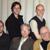 Carsten Daerr, Oliver Potratz, Christopher Dell, Eric Schaefer, Ladi Geisler - ©Siegfried Loch