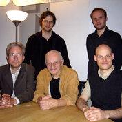 Christopher Dell, Oliver Potratz, Ladi Geisler, Carsten Daerr, Eric Schaefer - ©Siegfried Loch