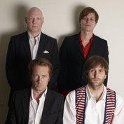 Tonbruket: Dan Berglund, Martin Hederos, Johan Lindström, Andreas Werliin  - ©Fredrik Wennerlund