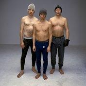 e.s.t. Esbjörn Svensson Trio: Magnus Öström, Esbjörn Svensson, Dan Berglund - ©ACT / Christian Coinbergh