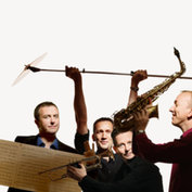 Bernd Lhotzky, Oliver Mewes, Colin T. Dawson & Chris Hopkins - ©Sascha Kletzsch