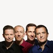 Colin T. Dawson, Chris Hopkins, Oliver Mewes & Bernd Lhotzky - ©Sascha Kletzsch