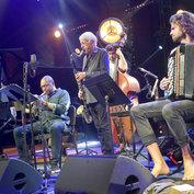 "Emile Parisien ""Sfumato"" with Wynton Marsalis & Michel Portal live in Marciac by Francis Vernet"