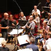 E.S.T. SYMPHONY / Hans Ek & Royal Stockholm Philharmonic Orchestra © Burkhard Hopper