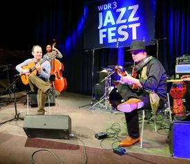 Gerardo Núñez & Ulf Wakenius: Jazzpaña Live, 2015