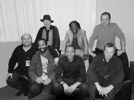 Jazzpaña Live Ensemble (without Chano Dominguez), 2015 by ACT / Siggi Loch