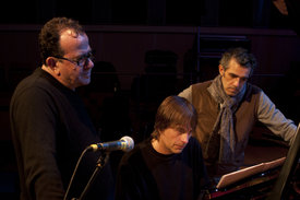 Richard Galliano, Jan Lundgren, Paolo Fresu @ Thomas Schloemann