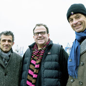 Paolo Fresu, Richard Galliano, Jan Lundgren © Thomas Schloemann