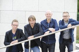Jan Lundgren Quartet1_2017 ©  ACT / Sven Thielmann