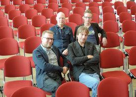 Jan Lundgren Quartet_2017 ©  ACT / Sven Thielmann