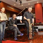 Javier Girotto Trio © Siggi Loch