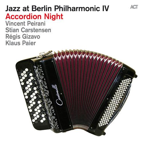 Jazz At Berlin PHilharmonic IV: Accordion Night - CD - Jazz