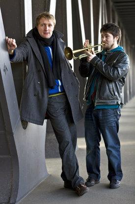 Jens Thomas & Verneri Pohjola - ©ACT / Sebastian Schmidt