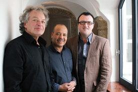Joachim Kühn, Majid Bekkas, Ramon Lopez - ©Uli Fild