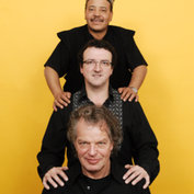 Majid Bekkas, Ramon Lopez, Joachim Kühn - ©ACT / Lutz Voigtlaender