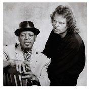 Joachim Kühn & Ornette Coleman New York 1997 © Austin Trevett