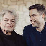 Joachim Kühn & Mateusz Smoczyński © Tomasz Sagan