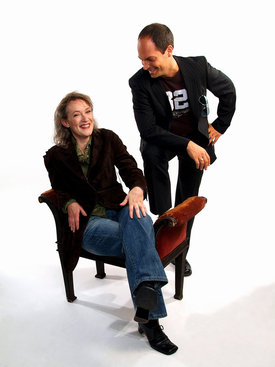 Julia Hülsmann, Roger Cicero - ©ACT / Volker Beushausen
