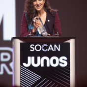 Laila Biali at Juno Awards 2019 (c) Juno Awards / Caras