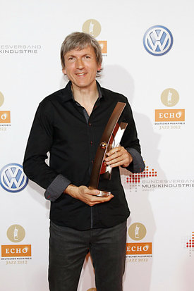 Magnus Öström at ECHO Jazz award ceremony Dresden 2012 - ©Nass / BVMI