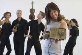 Rigmor Gustafsson & radio.string.quartet.vienna - ©ACT/ Nancy Horwitz