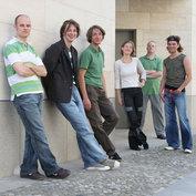 Young Friends: Eric Schaefer, Michael Wollny, Johannes Lauer, Eva Kruse, Axel Schlosser, Florian Trübsbach - ©ACT / Jens Liebchen