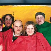 Young Friends: Florian Trübsbach, Johannes Lauer, Eric Schaefer, Eva Kruse, Axel Schlosser, Michael Wollny - ©ACT / Ssirus W. Pakzad
