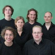Young Friends: Michael Wollny, Eva Kruse, Florian Trübsbach, Eric Schaefer, Johannes Lauer, Axel Schlosser - ©ACT / Jens Liebchen