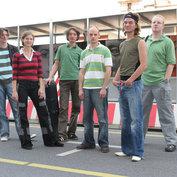 Young Friends: Michael Wollny, Eva Kruse, Johannes Lauer, Eric Schaefer, Florian Trübsbach, Axel Schlosser - ©ACT / Jens Liebchen