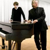Michael Wollny, Joachim Kühn - ©ACT / Eva Baales