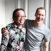 Nguyên Lê & David Linx - ©ACT / Laurent Edeline