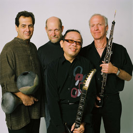 Jamey Haddad, Art Lande, Nguyên Lê, Paul McCandless - ©ACT / Rolf Kissling