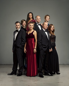 Nils Landgren Christmas With My Friends Ensemble by Thron Ullberg, 2012