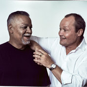 Joe Sample, Nils Landgren - ©ACT / Steven Haberland