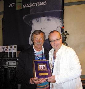 Platin Award für Creole Love Call / Nils Landgren, Siegfried Loch - ©ACT