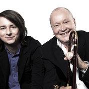 Nils Landgren & Michael Wollny © ACT / Arne Reimer