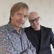 Nils Landgren & Jan Lundgren © ACT / Steven Haberland