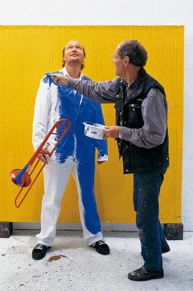 Nils Landgren, Rolf Rose - ©ACT / Sebastian Hartz