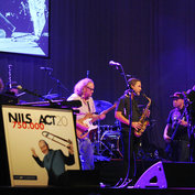 "Nils+ACT20, 8.10.2014. Hamburg Laeiszhalle: Nils Landgren ""Classic"" Funk Unit"