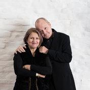 Janis Siegel & Nils Landgren © ACT / Lutz Voigtländer