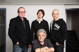 Nils Landgren, Michael Wollny, Lars Danielsson, Steve Gadd - ©ACT / Steven Haberland