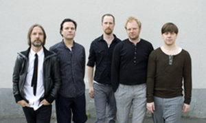 "Per ""Ruskträsk"" Johansson, Jan Robertson, Peter Forss, Daniel Karlsson, Goran Kajfes - ©ACT / Sanna Lindberg"