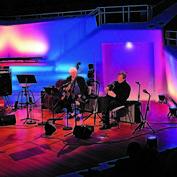 Larry Coryell & Philip Catherine ©  ACT Music