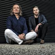 Philipp Schiepek & Walter Lang © Uli Zrenner-Wolkenstein
