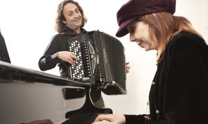 Marcotulli & Biondini © ACT / Steven Haberland