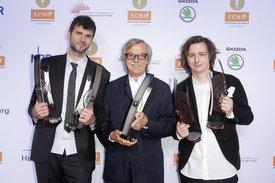 Vincent Peirani, Siggi Loch & Michael Wollny, ECHO Jazz 2015 - © ACT / Markus Nass