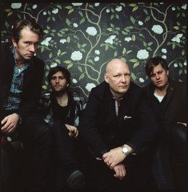 Tonbruket: Johan Lindström, Andreas Werliin, Dan berglund, Martin Hederos - ©Fredrik Wennerlund